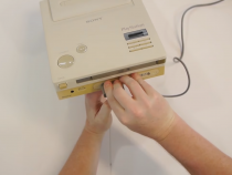This Nintendo PlayStation Was Barely Functional In 2015 But Now It Can Play CD Games