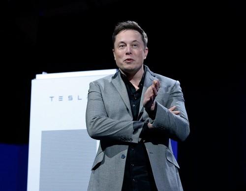 Tesla Unveils New Battery System