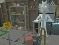 Rick And Morty: Virtual Rick-Ality Developer Will Now Make VR Content For Google