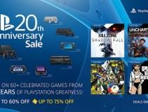 Sony PlayStation 20th Anniversary Sale