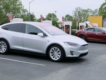 How A Tesla Model X Saved A Man's Life Before His Wedding