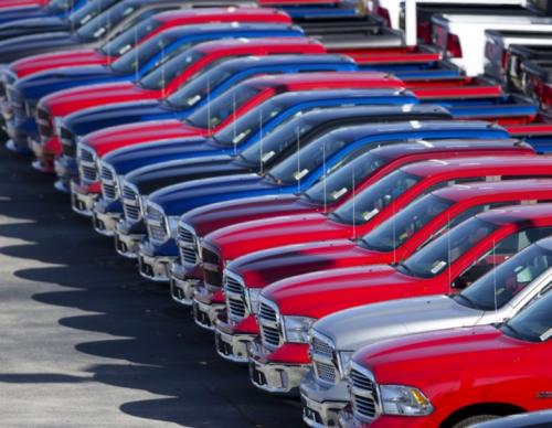 Fiat Chrysler Recalls More Than 1M Ram Pickup Trucks Over Software Error