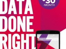 Virgin Mobile Data Done Right data sharing plans exclusively at Walmart