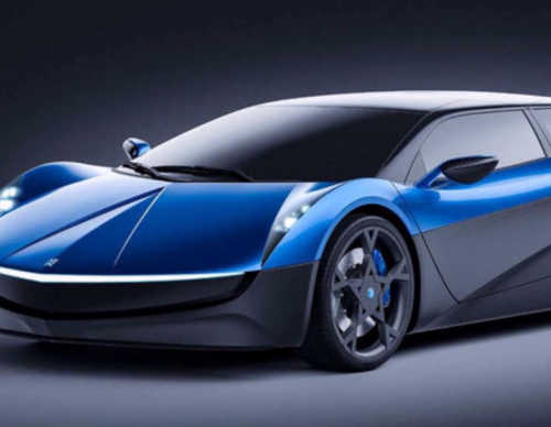 Meet Elextra, Porsche Mission E And Tesla Model S' Biggest Rival
