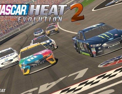 'NASCAR Heat 2' Update: Game's Release Date Unveiled, Cover Athlete Voting Poll Revealed