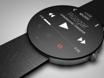 HTC Android Wear smartwatch concept by Hasan Kaymak