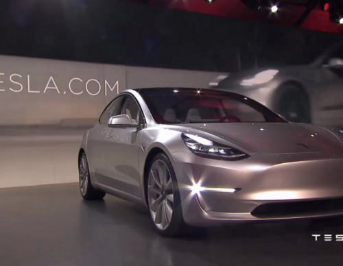 Tesla Releases Model S vs Tesla Model 3 Specs In A Form Of Handout, More Details Inside