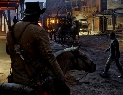 'Red Dead Redemption 2' Launch Date Delayed Until 2018