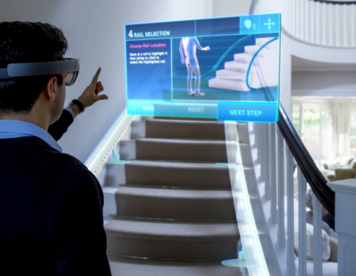 Microsoft Research Reveals Prototype AR Glasses And It Looks Like This