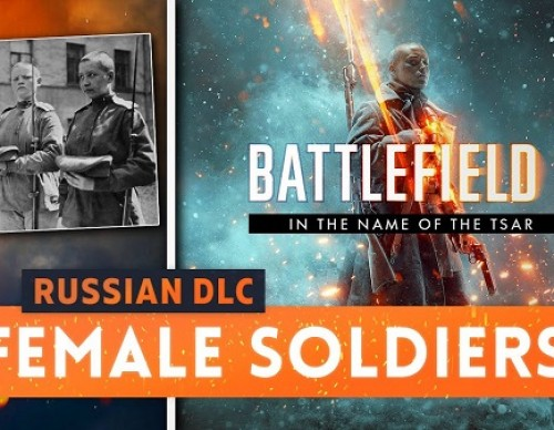 'Battlefield 1' Getting Female Soldiers In Next Content