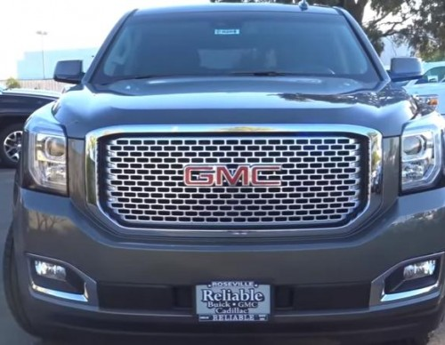 2018 GMC Yukon Denali Upgrades: Redesigned Grille And 10-Speed Automatic Transmission