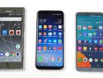 Pick A Flagship: LG G6 vs Galaxy S8 vs Xperia XZ Premium