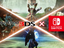 'Monster Hunter XX' For Switch Supports 3DS Cross-play And More