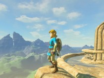 'Zelda Breath Of The Wild' Set To Make Bizarre Sales Record On The Switch