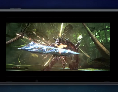 'Monster Hunter XX' For Switch Announcement Boosts Nintendo Stocks