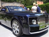 Rolls-Royce Sweptail Fulfills A Customer's Dream Of A Luxurious Motor Car