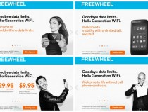Cablevision Freewheel Wi-Fi mobile phone service