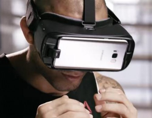 Samsung Ties Up With UFC And X-games For Virtual Reality Experience