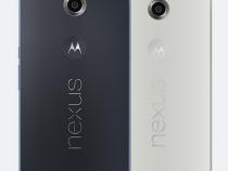 Motorola Nexus 6 rear panel