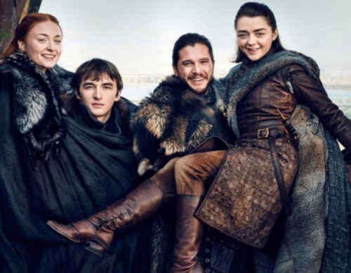 'Game Of Thrones' Season 7 Finale Set To Be Show's Longest Episode; Starks Photo Op Hints At Major Character's Death?