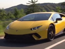 Get Wild And Fierce With The 2018 Lamborghini Huracan Performante