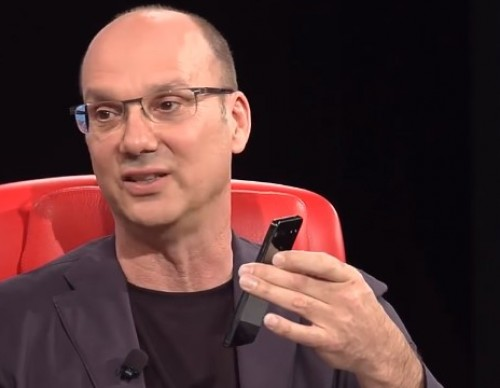 Andy Rubin's Essential Faces Trademark Infringement Issues