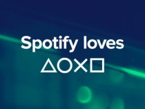 Spotify teams up with Sony for PlayStation Music service