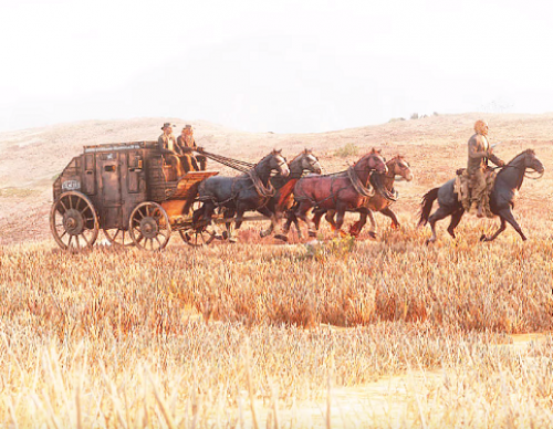 'Red Dead Redemption 2' Leaks Reveal Protagonist, Plot, And More