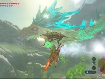 'Zelda Breath Of The Wild' Guide: How To Find The Dragons; Claim The Shards Of Their Horns To Upgrade The Champion Tunic