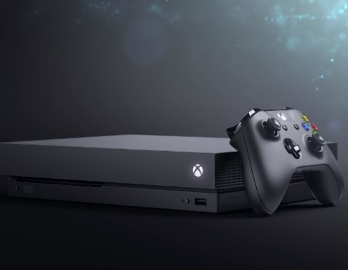 Xbox One X: World's Most Powerful Game Console