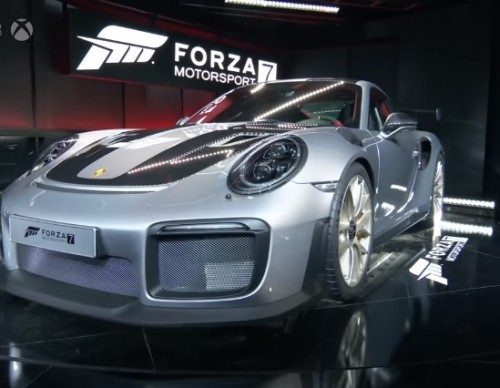 Porsche Just Dropped Its 911 GT2 RS At E3
