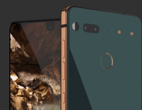 Andy Rubin's Essential Smartphone Will Be Exclusive To Sprint
