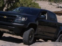 Formula 1-Styled Chevrolet Colorado ZR2 Will Take You To Places At Speed