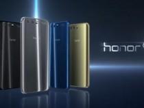 "Huawei Unveils Honor 9: 5.15"" DCI-P3 Screen Display, Kirin 960 Chipset, 6GB RAM"