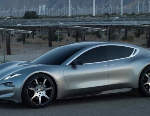 Tesla Is In Danger, Fisker's EMotion Will Be The Most Advanced Electric Vehicle