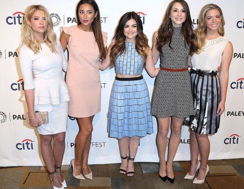 The Paley Center For Media's PaleyFest 2014 Honoring 'Pretty Little Liars'