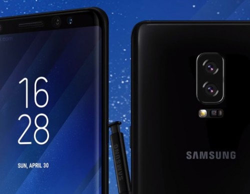 The Samsung Galaxy Note 8 Could Be Your Next Dream Phone, Latest Leak Reveals