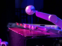 Meet Shimon, The Robot That Can Write And Play Its Own Music