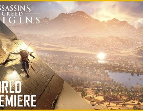 Assassin's Creed: Origins Drops PVP Multiplayer