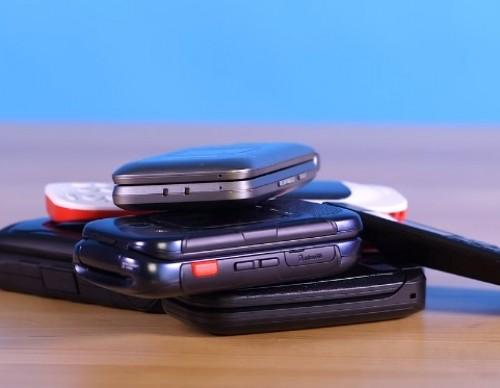 Verizon's First LTE Flip Phone Is Dumb