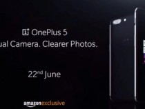 OnePlus 5 Revealed In TV Ad, Flagship Killer Reaches 300,000 Online Registrations