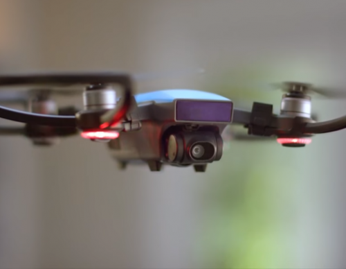 Drones Used For Smuggling Drugs Into Prisons