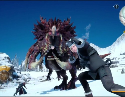 Final Fantasy XV Episode Prompto DLC Gameplay Trailer Hints Of Moving Towards TPS