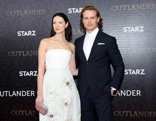 'Outlander' Season Two World Premiere - Arrivals