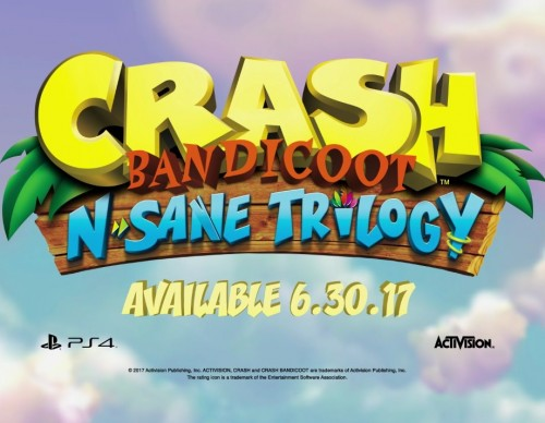 Crash Bandicoot N. Sane Trilogy Arriving Next Friday; Here's What You Need To Know