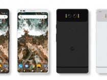 Traces Of Google Pixel 2 Hint That HTC Is Working On New Pixel Devices
