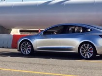 Tesla Model 3 Latest Photos Show Its Possible Final Design