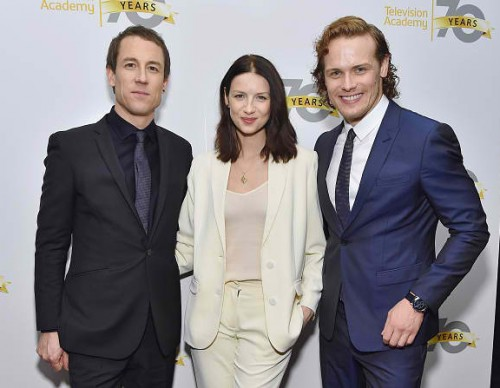 Television Academy Presents 'Outlander' Panel Discussion