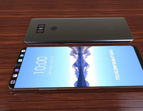 LG V30: Glass Back, Wireless Charging And Everything Else We Know So Far