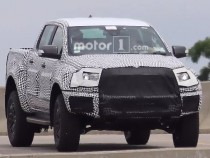 2020 Ford Ranger Raptor Shows Up In Michigan, Spy Shots Revealed